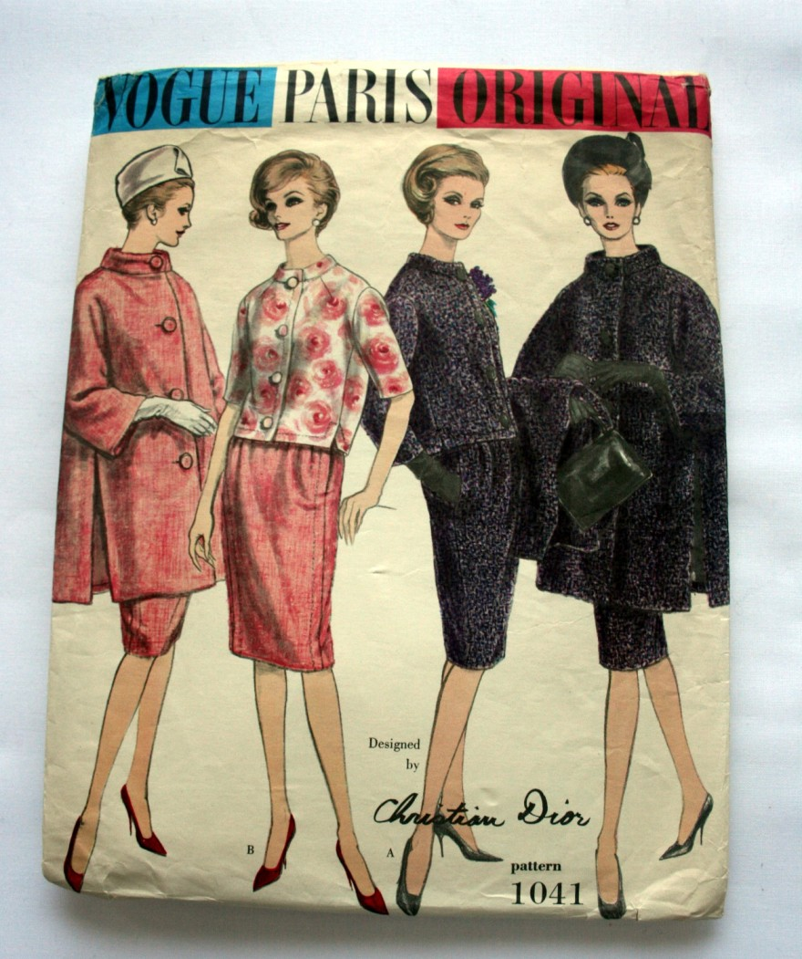 Vouge Paris 1041 Christian Dior