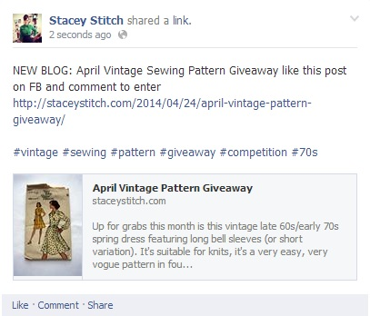 comp pattern april FB