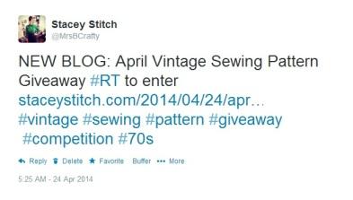 comp pattern april twitter