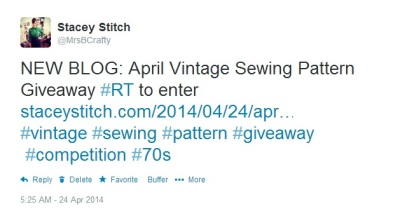 comp pattern april twitter