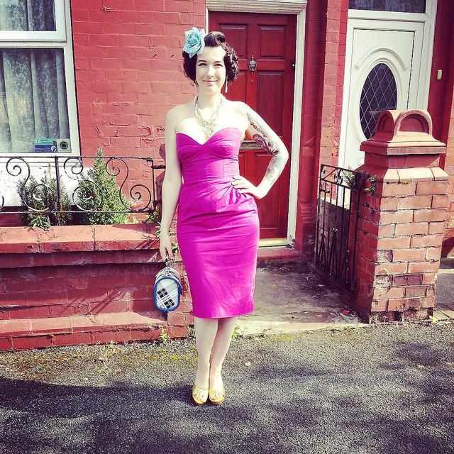 Evening Dress | Stacey Stitch